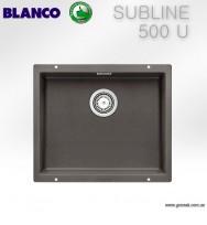 BLANCO SUBLINE 500 U