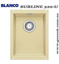 BLANCO SUBLINE 320 U