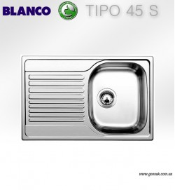 BLANCOTIPO 45 S