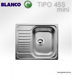 BLANCOTIPO 45 S mini