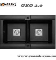 Мойка для кухни Longran GEO 2.0