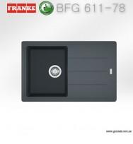 Мойка для кухни Franke BFG 611-78