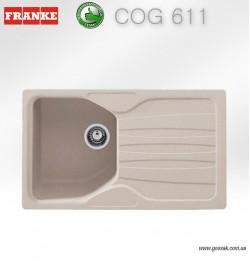 Мойка для кухни Franke COG 611