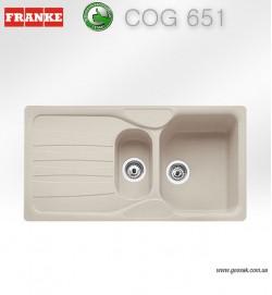 Мойка для кухни Franke COG 651