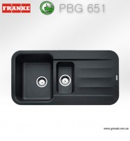 Мойка для кухни Franke PBG 651