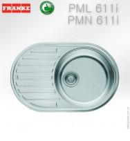 Мойка для кухни Franke PMN, PML 611 i