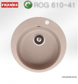 Мойка для кухни Franke ROG 610-41