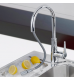 Смеситель для кухни Teka Vita HP с выдвижным изливом